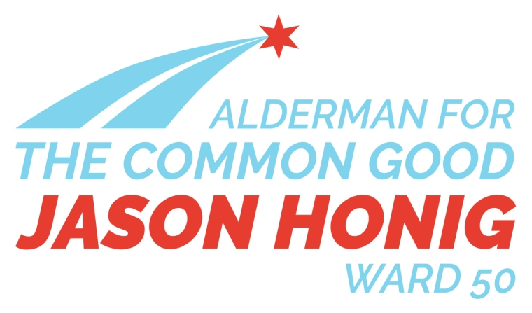 Honig for Alderman_Logo_07 2018_Logo_Color
